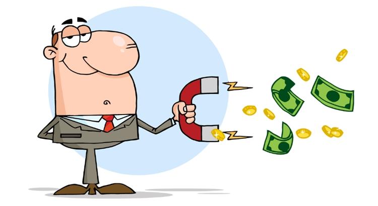 Заговор притягивающий удачу и деньги
