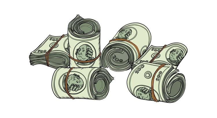 Как с помощью магии получить крупную сумму денег