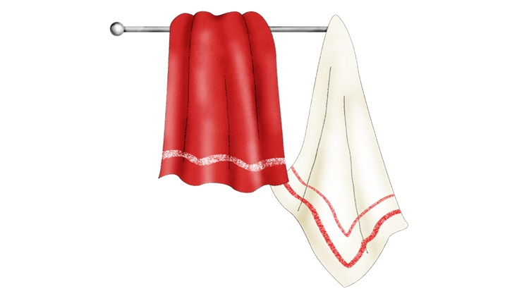 Заговор на полотенце читать на похудение
