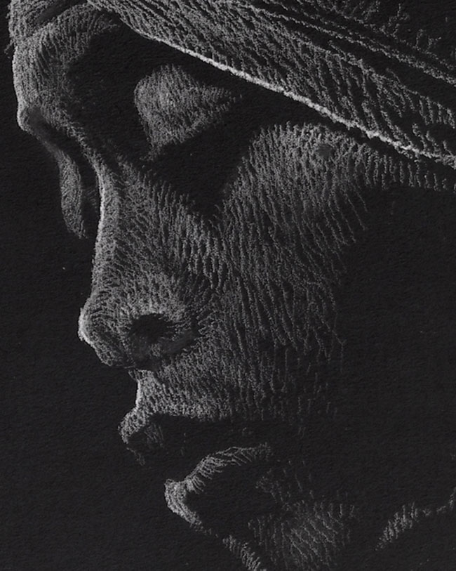 Erykah Badu - Original Drawing