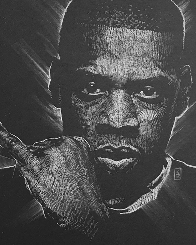 Jay Z - Original Drawing