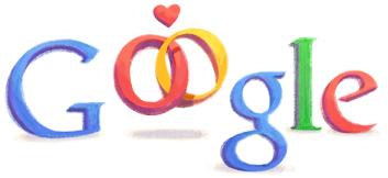 Doodle: Feliz Dia dos Namorados