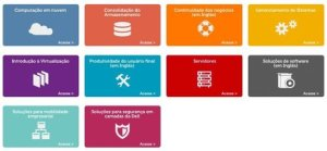 Dell: cursos de TI Gratuitos