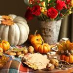 Herbst Dekoration Warm Und Gemutlich Silberherzen De