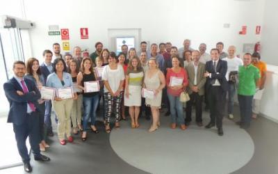 Toda la suerte del mundo a las 200 empresas participantes en la Fdi