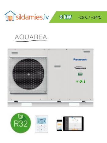 gaiss- údens siltumsúknis Panasonic Aquarea KIT-MDC09J3E5