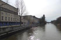 Museumsinsel in der Isar.