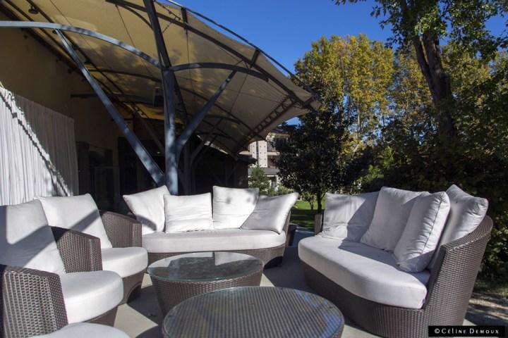 Hotel-de-l-image-Saint-remy-de-provence-Silencio-bar exterieur