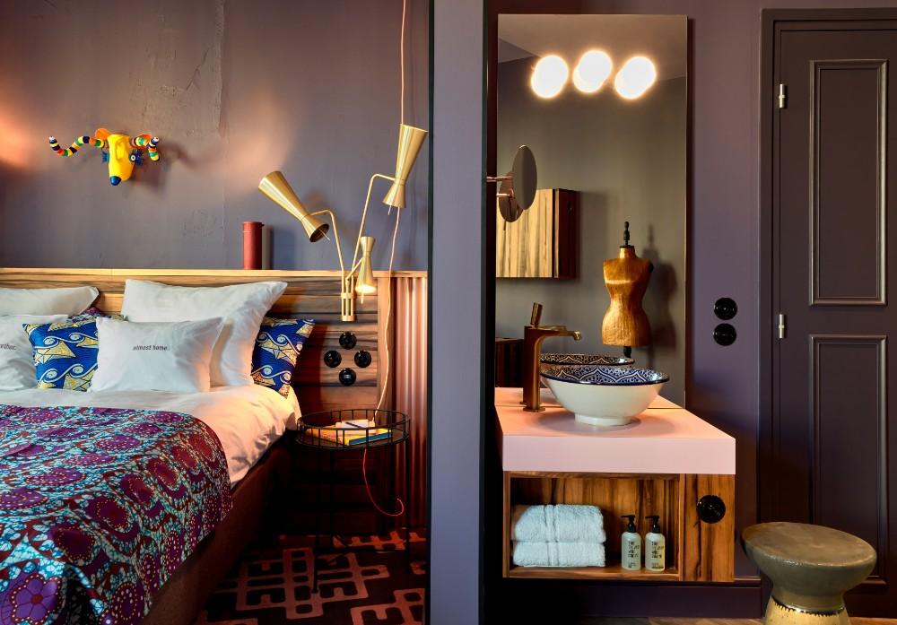 La bonne idée : dormir au 25hours Hotel Terminus Nord