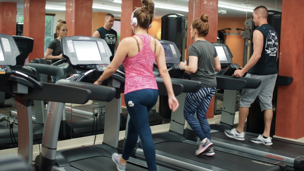 women Safety Tips on fitness day