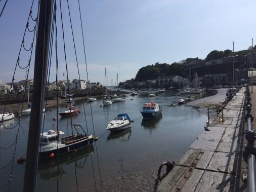 Porthmadog Quay