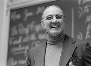RIT Mourns the Passing of Deaf Pioneer Robert F. Panara