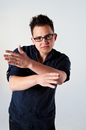 Deaf Hip-Hop Artist, RIT Alumnus Sean Forbes to Perform at RIT Oct. 9