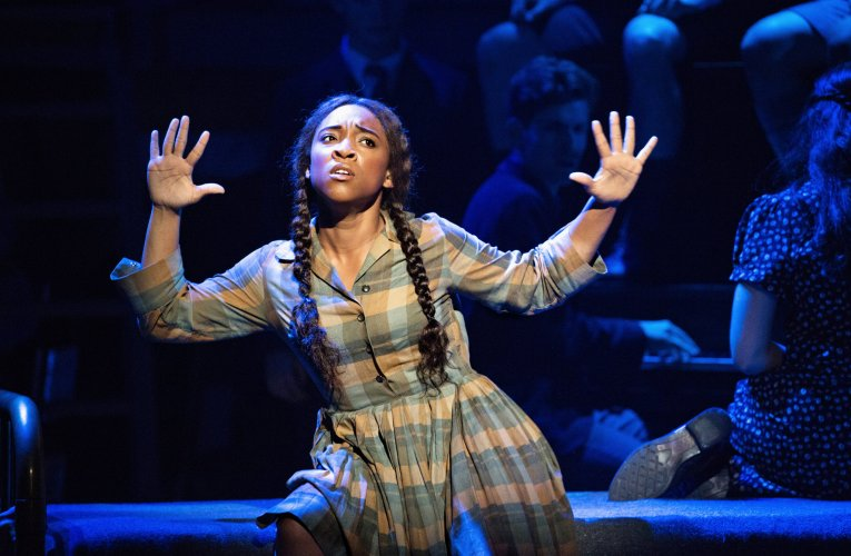 Treshelle Edmond on Broadway:  A Deaf Actress on the Rise.