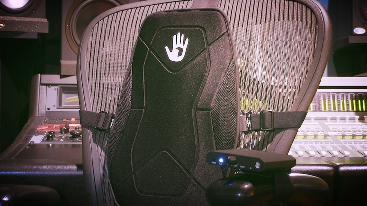 ubPac has helped many hearing impaired people experience music and sound. It's also an elegant solution to hearing loss/tinnitus issues. The vibrations of SubPac are conducted through your bones – the most effective way of delivering low frequencies.