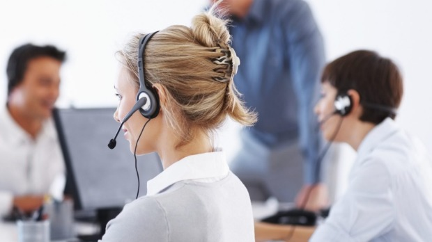 A public servant has lost a compensation bid after blaming a faulty headset for injury.