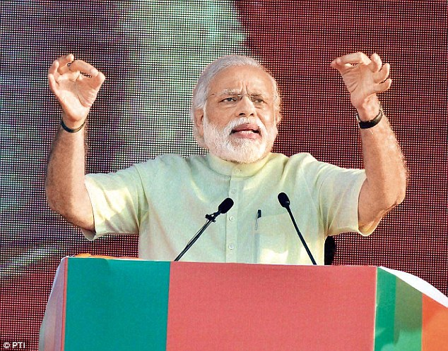 Modi has been encouraged to work with the judiciary over the enormous number of pending cases