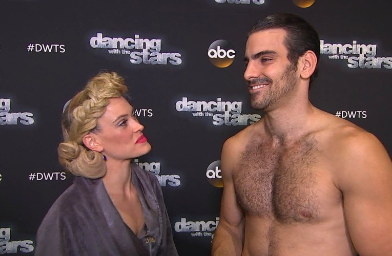 'DWTS': One out; two go next week