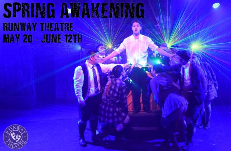 Runway Theatre Troupe Campaigns to Help Broadway's SPRING AWAKENING Perform at 2016 …