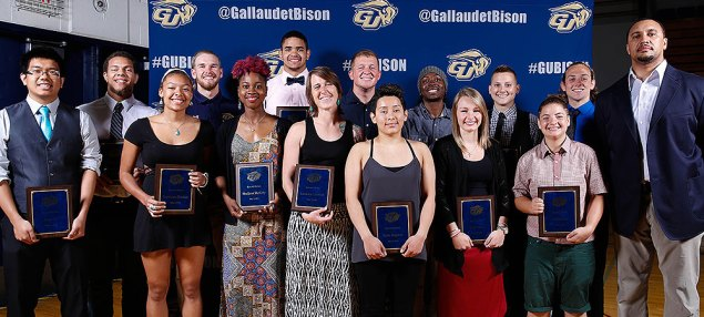 BisonStrong award winners