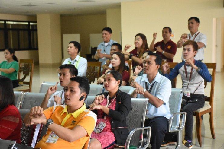 deaf culture training