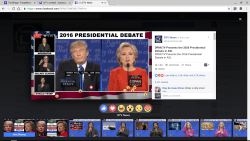 DTV News Offered ASL-Interpreted for US Presidential Debate.