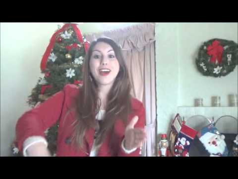 Jingle Bells in American Sign Language ( ASL )