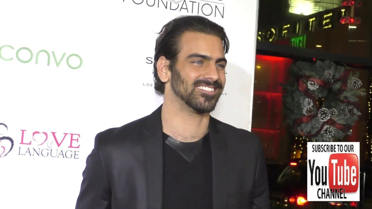 Nyle DiMarco at the Nyle DiMarco Foundation Kicks Off Love And Language Campaign at the Sofitel Hote