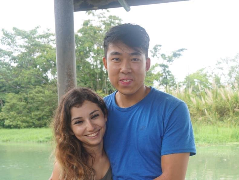 Pictures of Stacey Marlene Valle and Jason Hoang