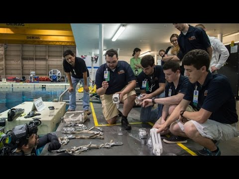 RIT Innovators: NASA Micro-g NExT