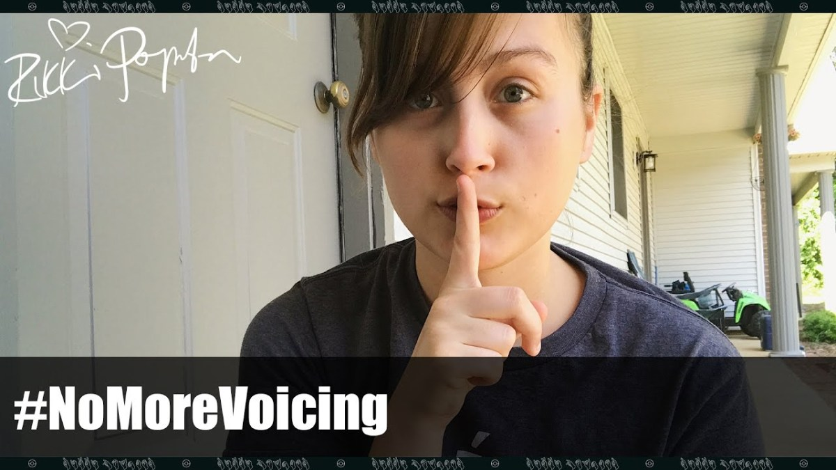 #NoMoreVoicing - A Challenge Video + Closed Captioning Campaign | ASL