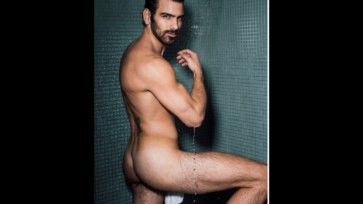 Nyle DiMarco Strips Down in Sexy New Photoshoot