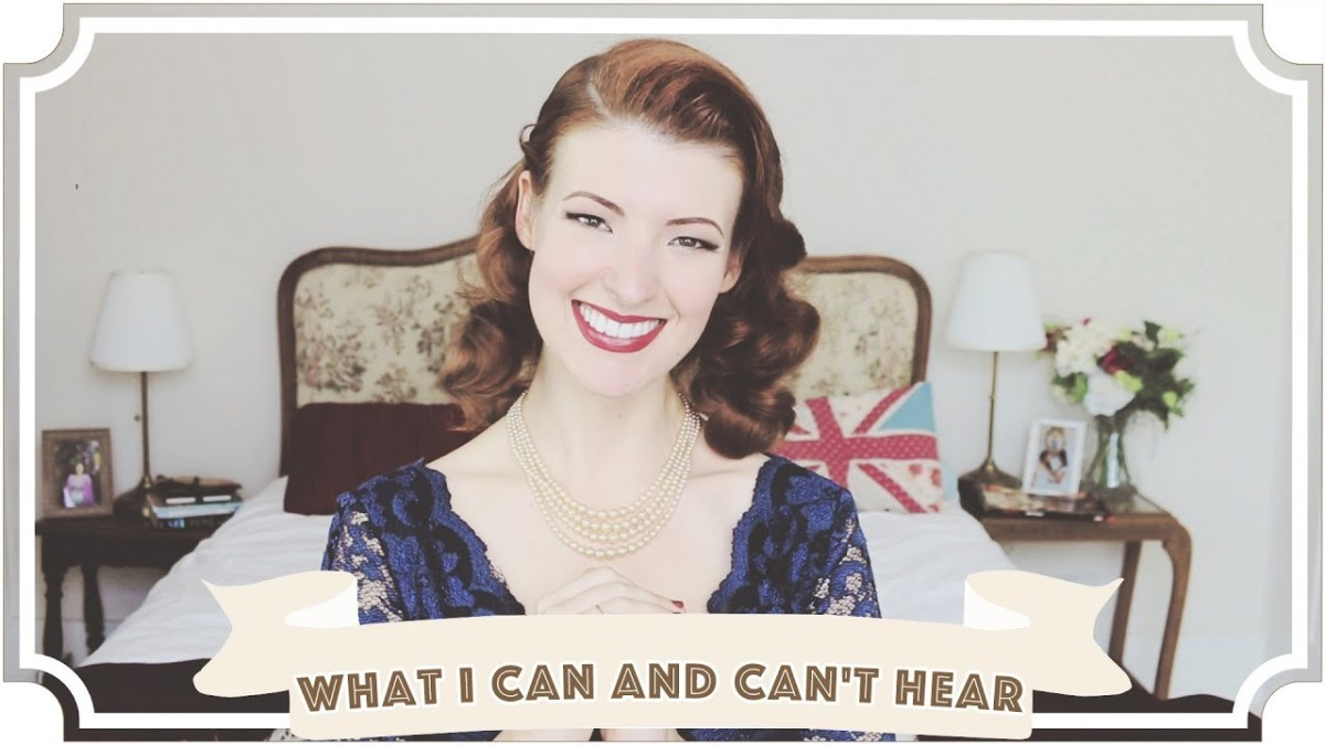 What I Can And Can't Hear // International Week of the Deaf