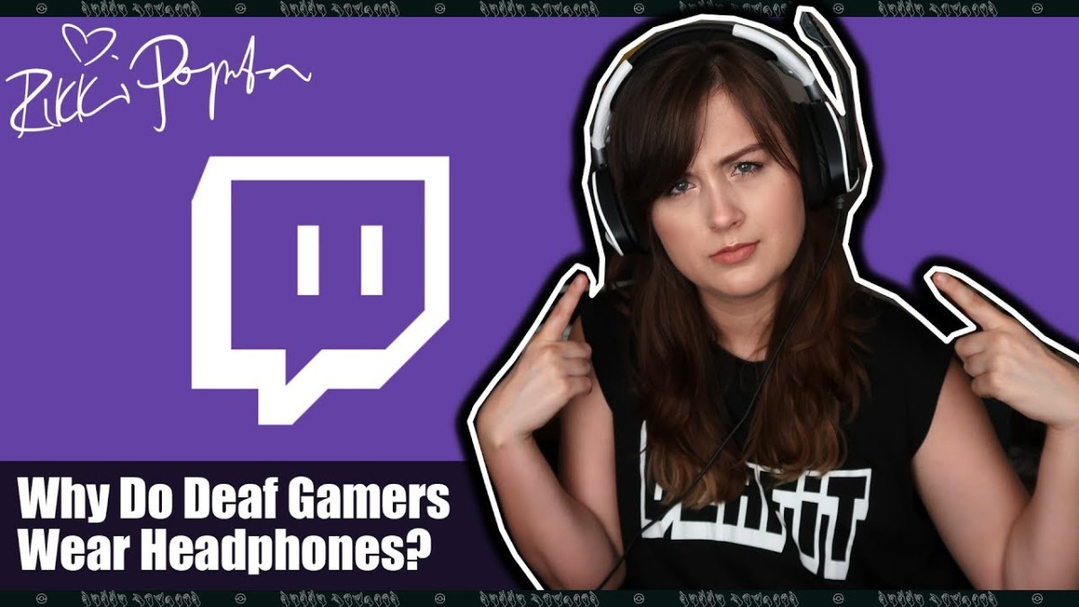 Why Do Deaf Gamers Wear Headphones?