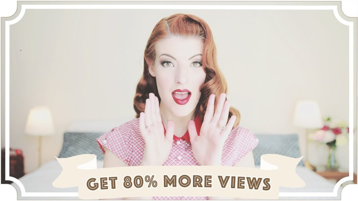 How to get 80% more views! // Captions and why they are useful [CC]