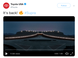 """Why is Toyota with lyrics of """"Deaf Dumb and Blind Kid"""" commercial still running?"""
