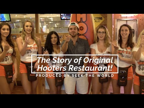 The Story of Original Hooters Restaurant!