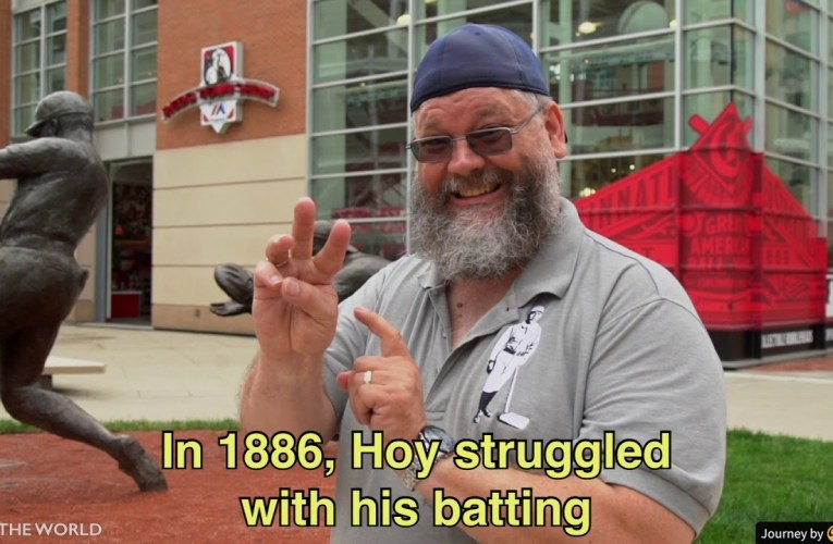 """The History of William """"Dummy"""" Hoy – A Deaf Baseball Player"""
