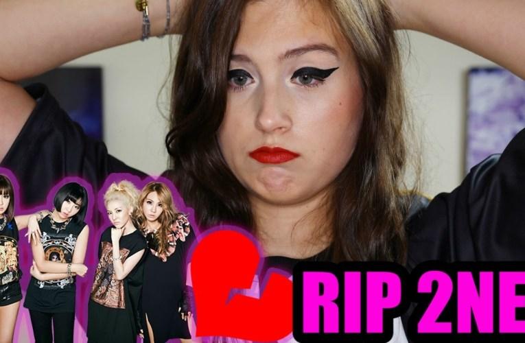 2NE1 Broke Up. It's Sad, But Not Shocking.