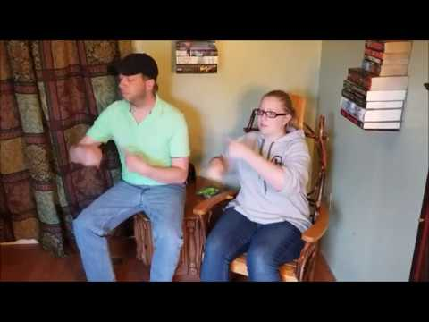 ASL – I Run To You by Lady Antebellum