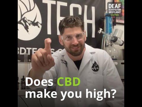 Deaf Ecosystem Spotlight – CBD Technologies – Convo