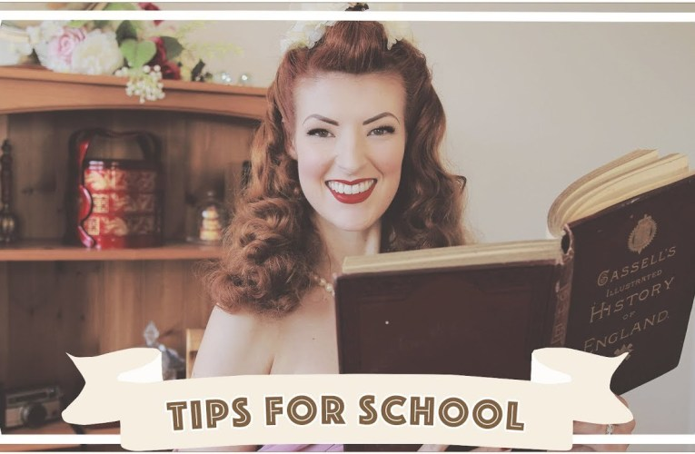 Tips for school with a chronic illness or disability [CC]