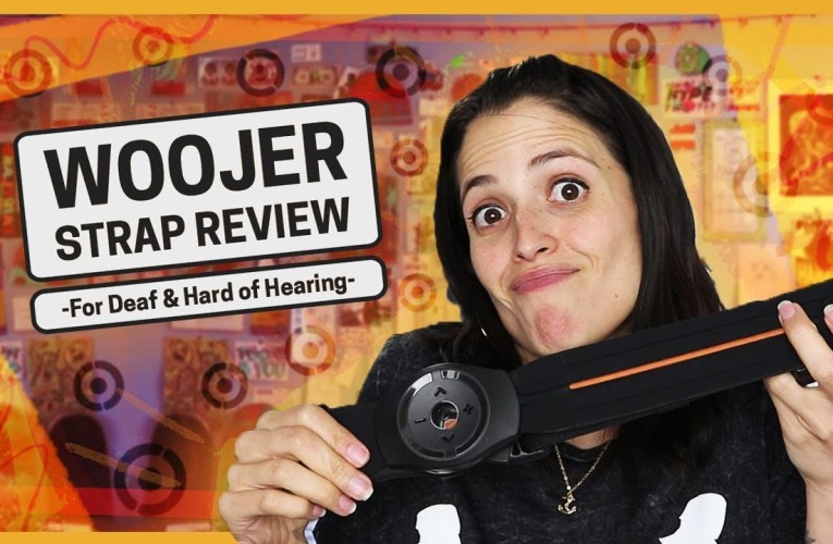 Woojer Strap Deaf/HoH Review ❤ Jessica Marie Flores ❤