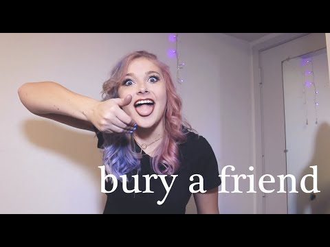 Bury a Friend | Billie Eilish | Sign Language | Deaf interpretation [CC]