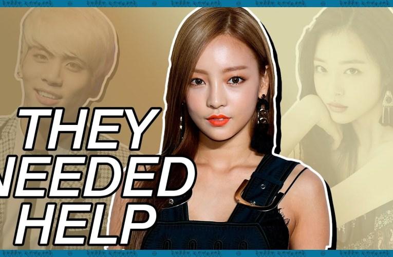 Goo Hara, Sulli, and Jonghyun Are Dead (Mental Health in South Korea) | Rikki Poynter