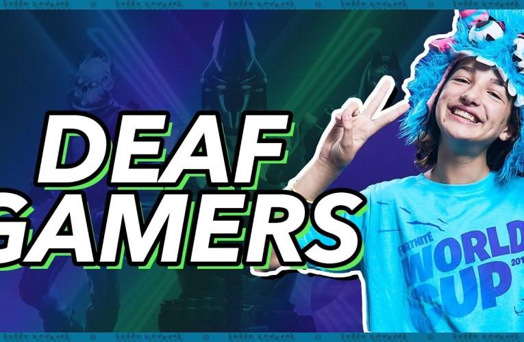 Deaf Gamers You NEED To Follow – Ewok & More! (American Sign Language) | Rikki Poynter