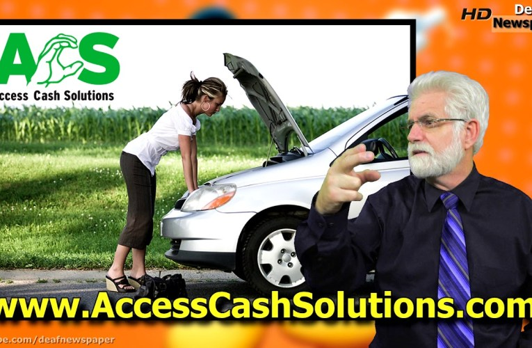 Need Cash Now: www.AccessCashSolutions.com