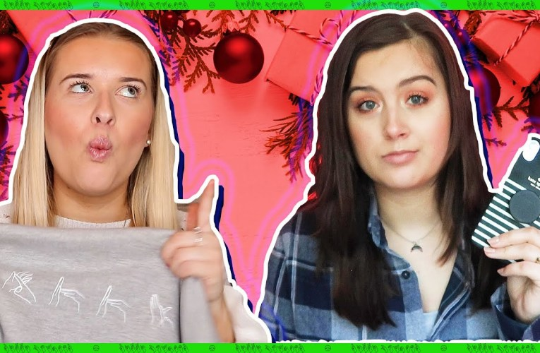 Christmas Gift Ideas For Deaf Friends And Family (ft Jazzy) (American Sign Language)   Rikki Poynter