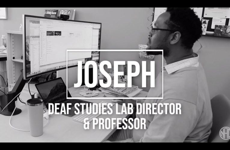 deaf@work: JOSEPH