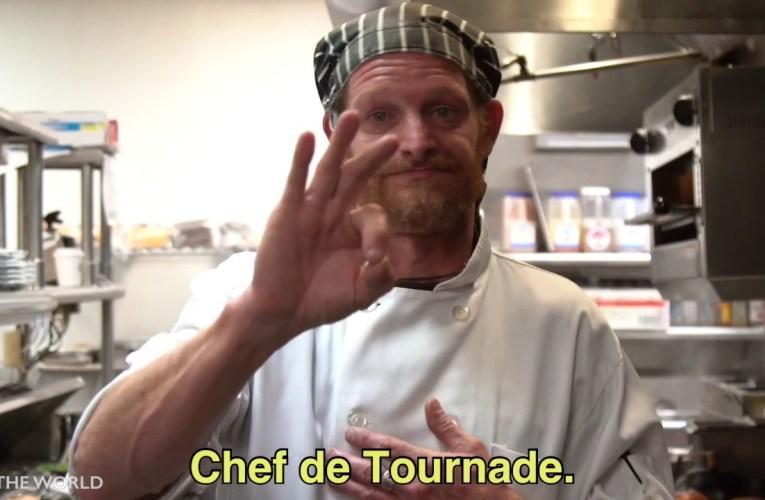 """Kurt """"Irish Chef"""" Ramborger Started Out As A Dishwasher!"""
